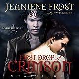 Bargain Audio Book - First Drop of Crimson