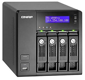 QNAP TS-459Pro+ TurboNAS Drivers for Mac