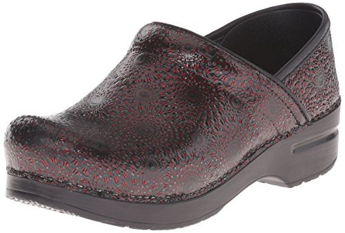 Dansko Women's Professional W Mule Wine Medallion cheap sast discount visit clearance extremely collections DyQLHP4z7