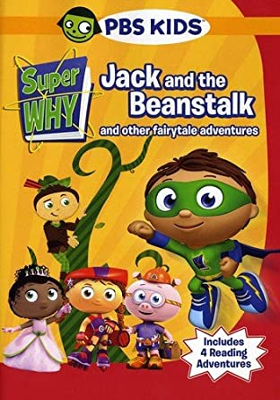 With jack off and the beanstalk this