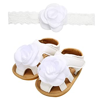 62b129a29ed70 Amazon.com : ❤ Sunbona Baby Girls Kids Toddler First Walkers Kid ...