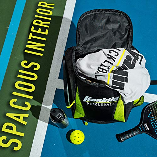 Amazon.com: franklin sports Deluxe competición Pickleball ...