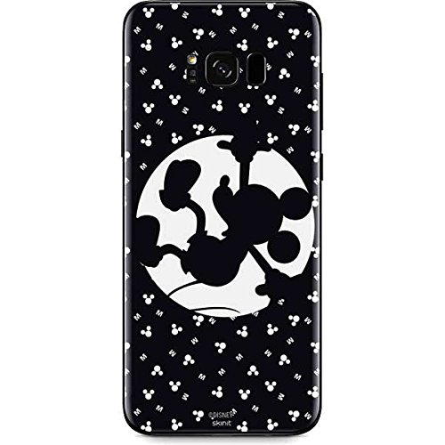 Mickey Mouse Galaxy S8 Plus Skin - Mickey Mouse Fallen Shadow Vinyl Decal Skin For Your Galaxy S8 Plus ()