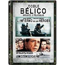 Doble Belico: El Infierno De Los Héroes/El Motín Del Caine