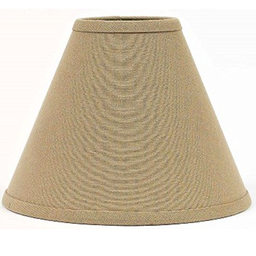 Home Collection by Raghu Bradford Oat Lampshade, 14''