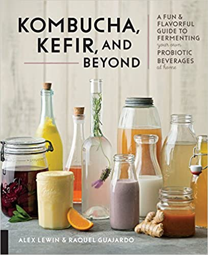 Buy Kombucha Kefir and Beyond!