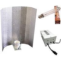Kit iluminación 600W: Balastro + Reflector Estuco 50x50