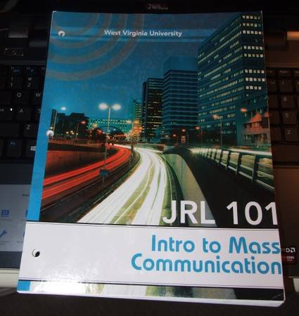 Jrl 101 Intro to Mass Communication-Used