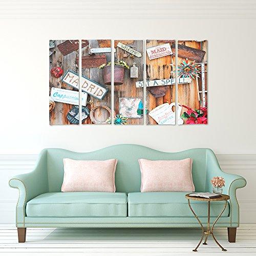 feeby Deco Panel Art imagen impresa en papel de impresión de ...