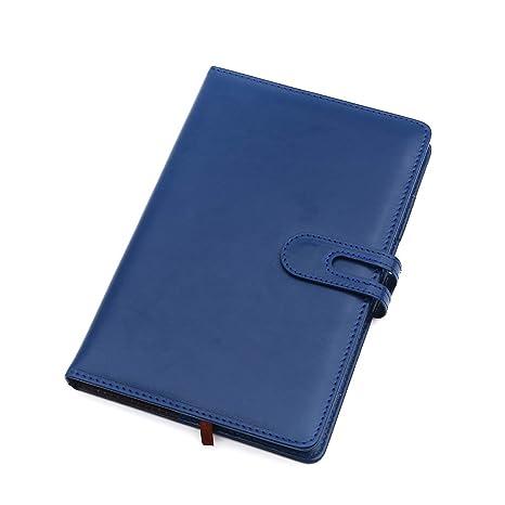 Amazon.com: HAOSHENG Cuaderno clásico de cubierta suave, con ...