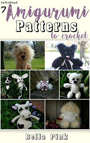 Free Crochet Baby Patterns (Amigurumi Patterns to Crochet: 7 Gorgeous Amigurumis)