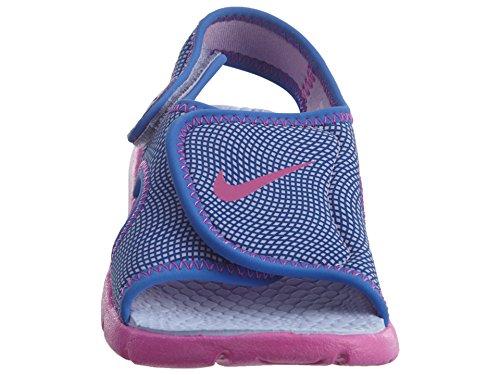 Nike Sunray Adjust 4 (TD), Scarpe da Ginnastica Unisex – Bimbi 0-24 Viola-rosa