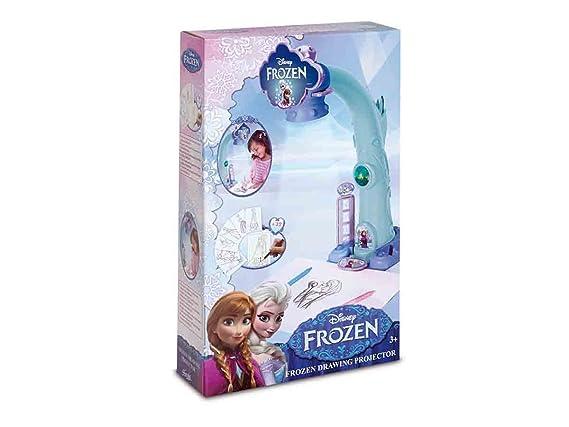 Disney Frozen - Proyector (Famosa 700011900)
