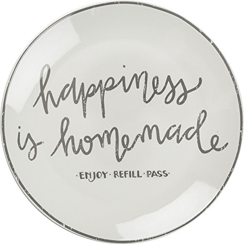 Primitives by Kathy Decorative Blessing Plate Happiness Is Homemade from Primitives by Kathy
