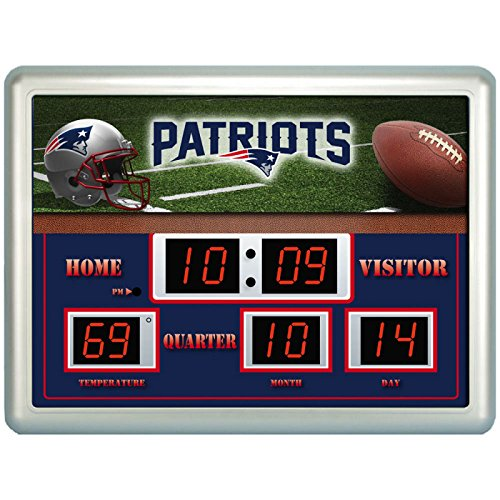 New England Patriots Desk Clocks Price Compare