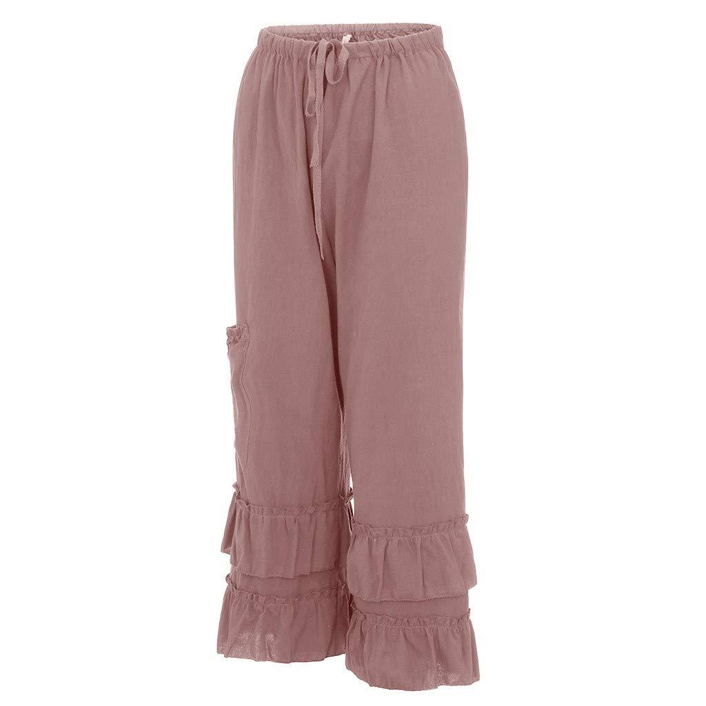 Beikoard Pantalones de Yoga Mujer MujerPies ApretadosTamaño ...