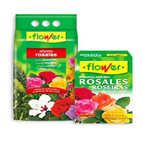 Flower 10744–Compost Roses, 4kg