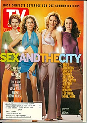 Sex and the city tv guide