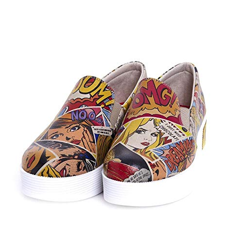 Slip Shoes Pop Vn4211 On Art Sneakers Apxw5Oq