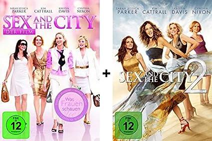 Sex And The City 12 Dvd Set Deutsch Iii Bundle Spielfilme Der