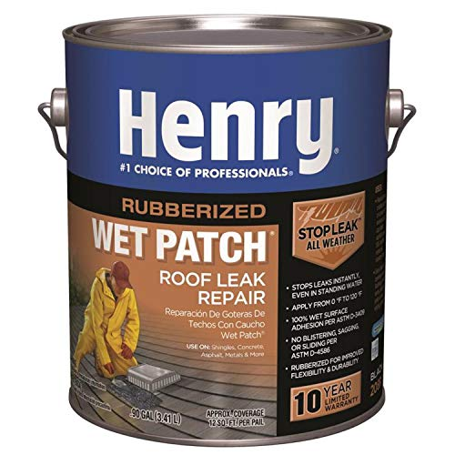 HENRY HE208R042 Gal Patch Roof Cement