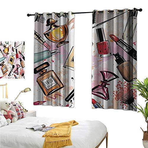 Superlucky Customized Curtains,Girls,72