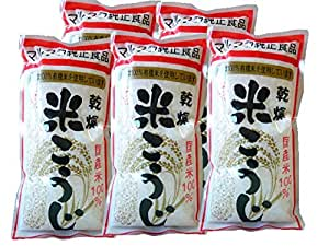 Amazon.com : Marukura dry rice koji (domestic rice 100%) 5