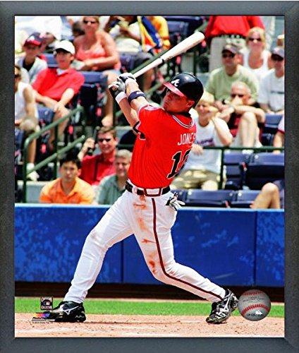 Chipper Jones Atlanta Braves MLB Action Photo (Size: 12