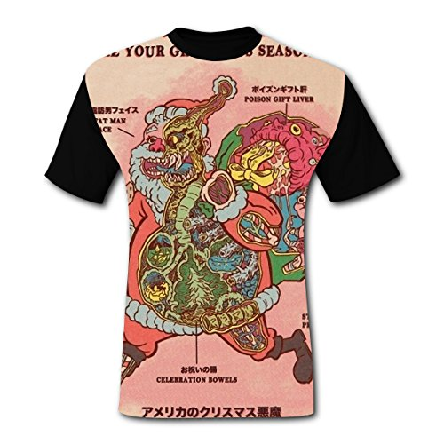 LZQ Tshirt Man Short Sleeve New Unique T-Shirts
