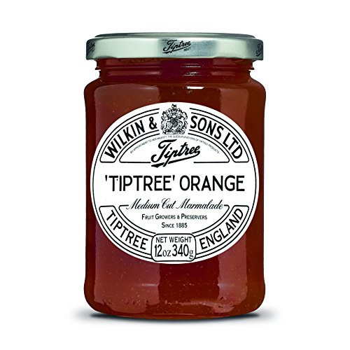 Tiptree Orange Marmalade, 12 Ounce Jar