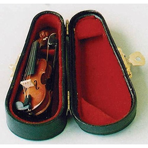 Dolls House Miniature 1:12th Scale Violin in Case by STREETS AHEAD