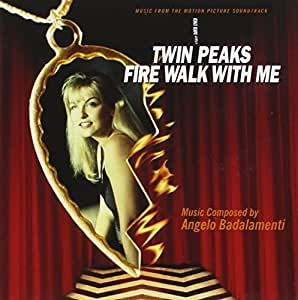 Angelo Badalamenti Composer Various Artists Twin Peaks Fire