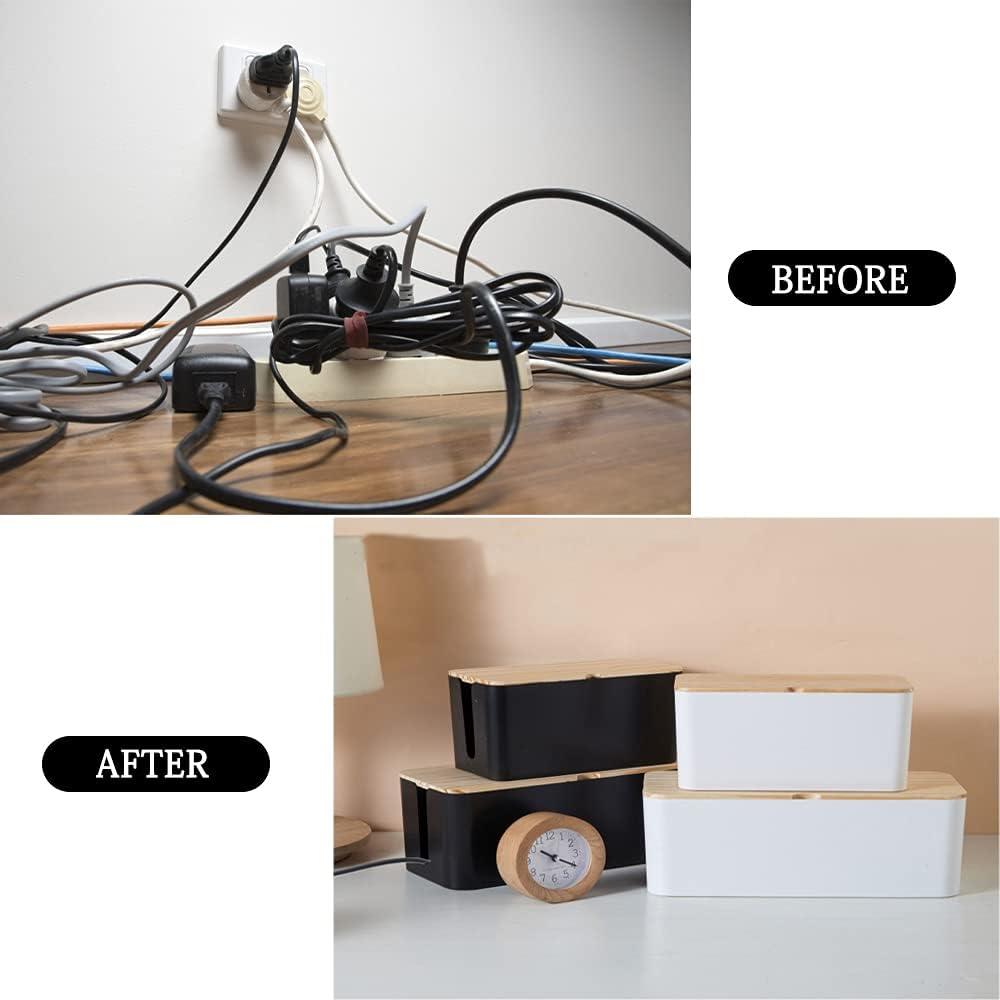 50% Off Coupon – Cable Management Organizer Box Set