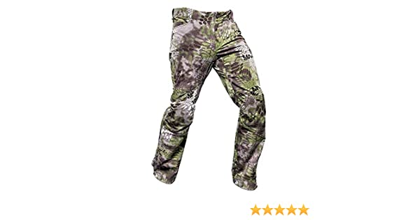 8dd728eef53de Amazon.com : Kryptek Bora Pant - Camo Softshell Hunting Pant (Altitude  Collection) : Sports & Outdoors
