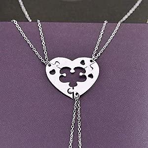Lovelegis - Cuatro Collares de Mujer - Amistad - Best ...