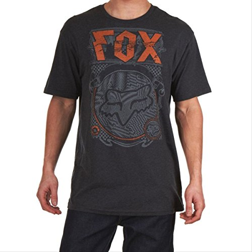 Weather Fox Jacket All (Fox Racing Maestro Heather s/s Tee Heather Black XL)