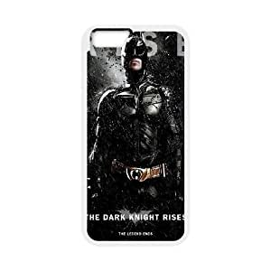 iphone6 4.7 inch Case (TPU), batman the dark knight rises Cell phone case White for iphone6 4.7 inch - YYTT7886931