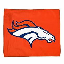 NFL Denver Broncos 15-by-18 Rally Towel