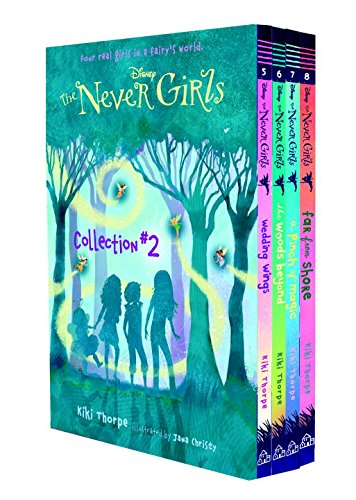 The Never Girls Collection #2 (Disney: The Never Girls)