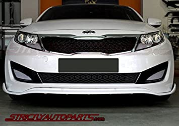 Sx Model Textured Optima Front Lower Valance Korea Built Spoiler Perfect Fit Group REPK017503