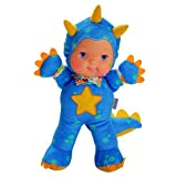 Baby's First Dino Baby - Blue Dino by Goldberger Doll Mfg. Co.