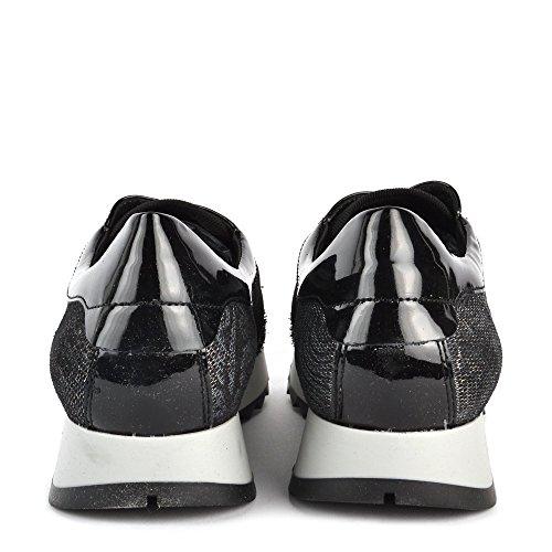 zapatillas Kanna Negro Chelo Mujer Zapatos Negro wRqYqcEr