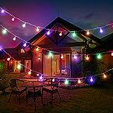 String Lights for Outdoor Indoor, USB 20 LED Globe