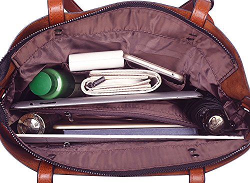 Bag Crossbody Hobo Handbags Tote Shoulder Top Bags Ladies Black Purses Leather Handle gCFwTqZY