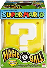 MAGIC 8 BALL SUPER MARIO