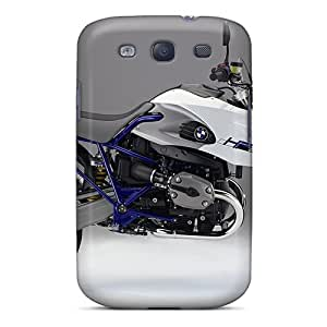 Special GAwilliam Skin Case Cover For Galaxy S3, Popular 2008 Bmw Hp2 Megamoto Phone Case