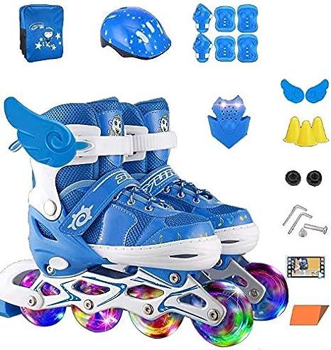 Qianqiusui Children skating shoes suit