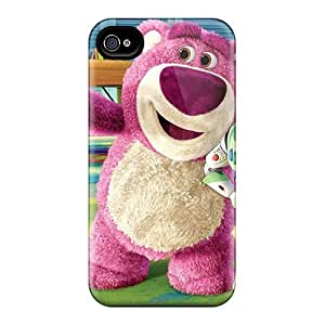 Bumper Hard Phone Case For Iphone 6 With Support Your Personal Customized HD Toy Story 3 Image JonBradica