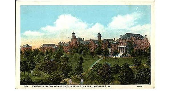 Amazon com: Randolph-Macon Woman's College and Campus