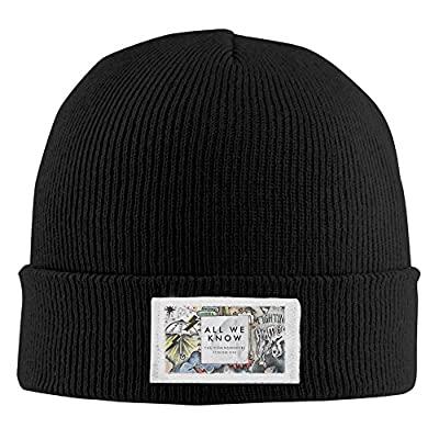 The Chainsmokers All We Know Pattern Unisex Beanie Hat Cool Knit Caps